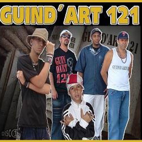 guindart 121 moleque doido
