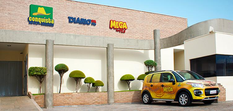 A Rádio Mega FM