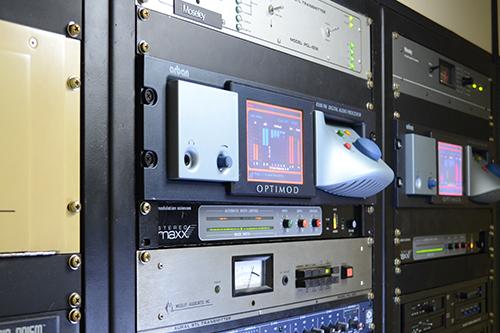 Transmissor da Rádio Mega FM