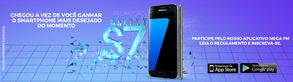 Promoção Samsung Galaxy s7