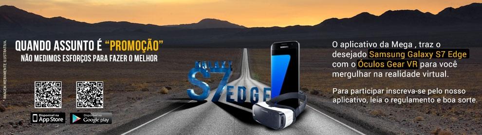 Samsung Galaxy S7 Edge + Óculos Gear VR